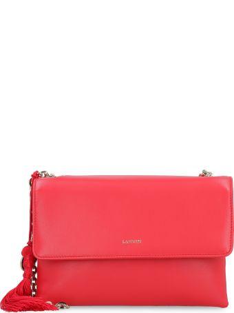 Lanvin Sugar Leather Shoulder Bag