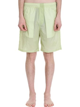 Acne Studios Greem Nylon Romeo Costumes
