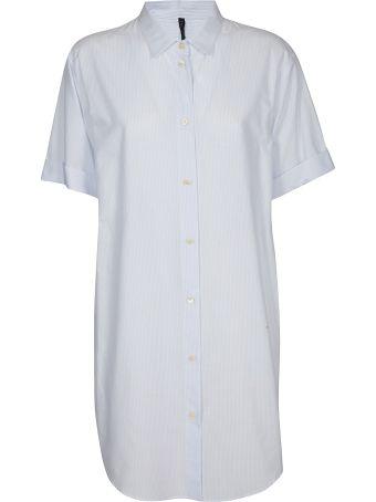 Ben Taverniti Unravel Project Unravel Project Striped Long Shirt