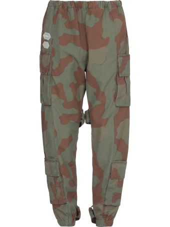 Off-White Camou Cargo Pant
