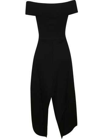 Victoria Beckham Compact Shine Dress