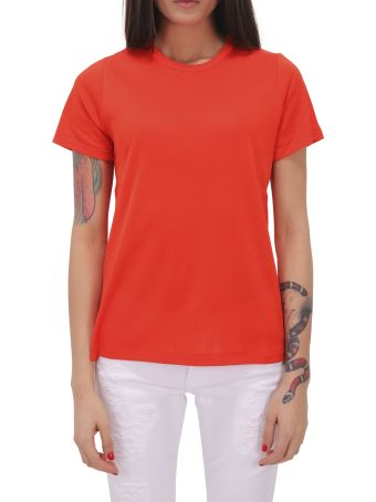 A.P.C. Red Boat T-shirt