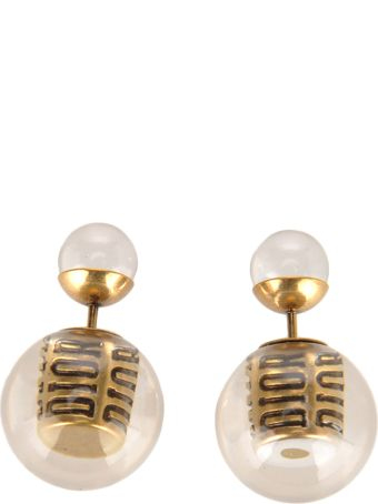 Dior Christian Dior Tribal Pvc Earring