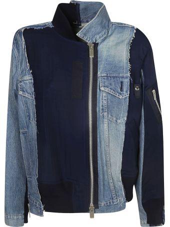 Sacai Zipped Jacket