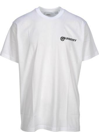 Burberry London Tshirt Logo Pic #101