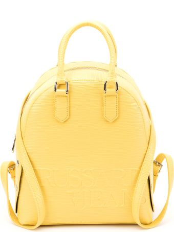 Trussardi Trussardi Melly Saffiano Ecoleather Backpack