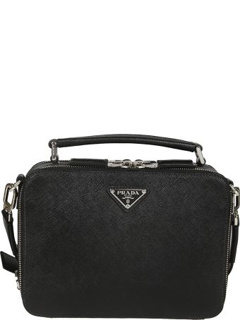 Prada Saffiano Belt Bag