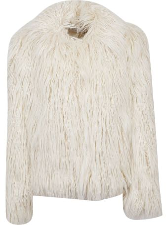 Faith Connexion Faux Fur Jacket