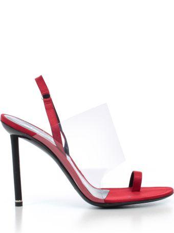Alexander Wang Kaia Slingback Sandals