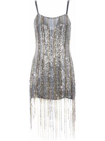 Amen Fringed Dress