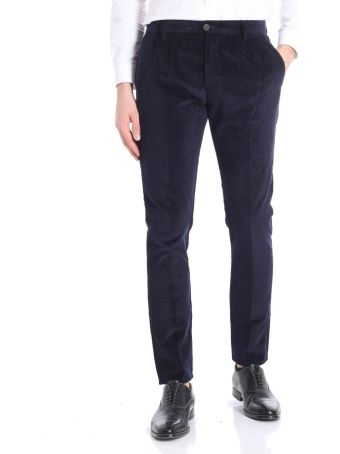Fortela Trousers Corduroy
