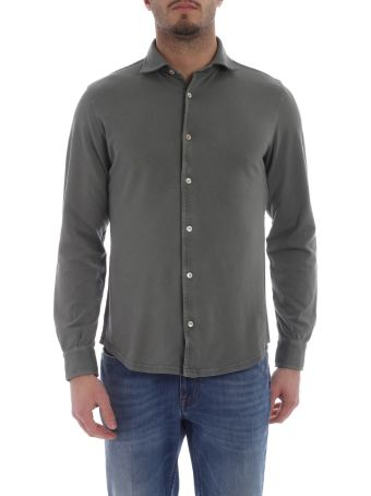 Fedeli Polo Shirt Cotton 1ue00101 710