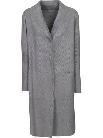 Fabiana Filippi Perforated Coat