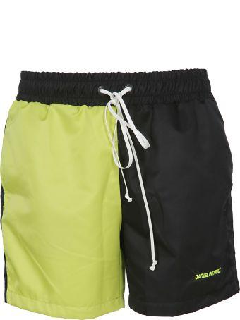 Daniel Patrick Logo Shorts