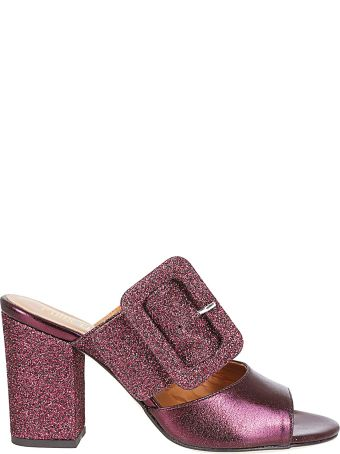Paris Texas Glitter Sandals