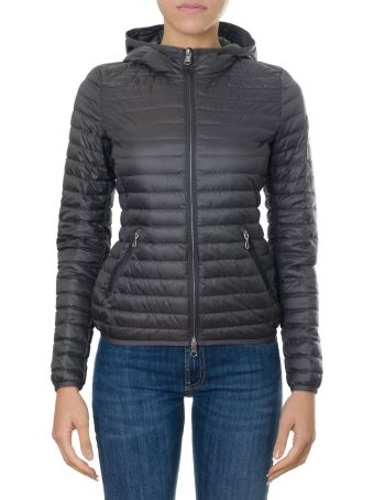 Colmar Spike Hooded Down Jacket