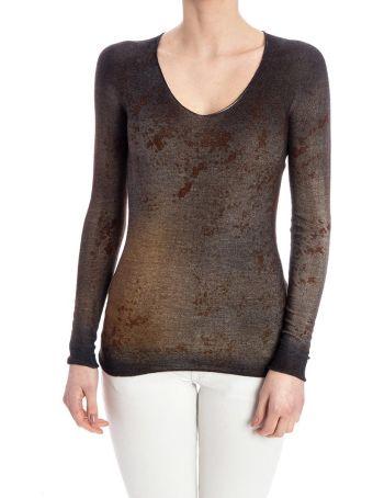 Avant Toi - V Neck Sweater