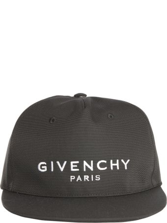 Givenchy Hat With Flat Visor