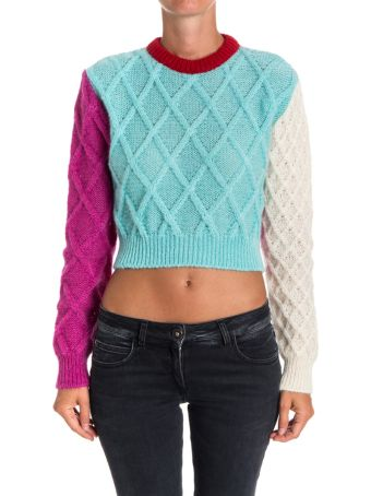 Fausto Puglisi Mohair Blend Sweater