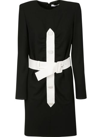 Givenchy Belted Waist Dress