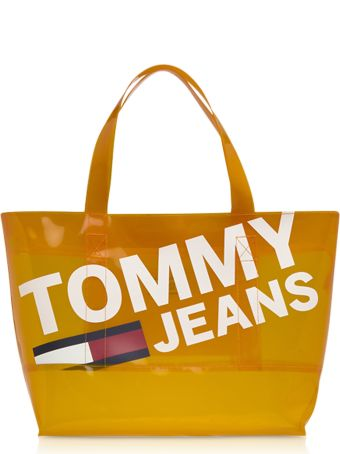 Tommy Hilfiger Tommy Transparent Tote Bag