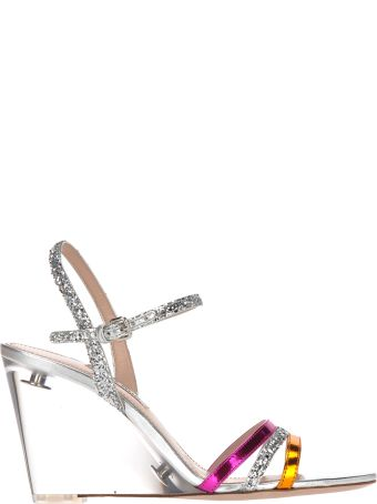 Miu Miu Wedge Sandal