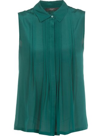 Weekend Max Mara Silk Top