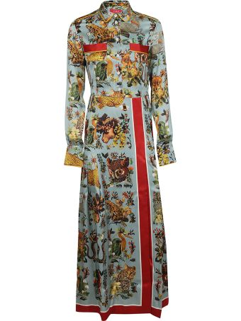 For Restless Sleepers Animal Print Dress