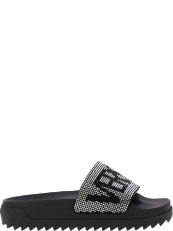Versus Versace Versus Flat Sandals Shoes Women Versus