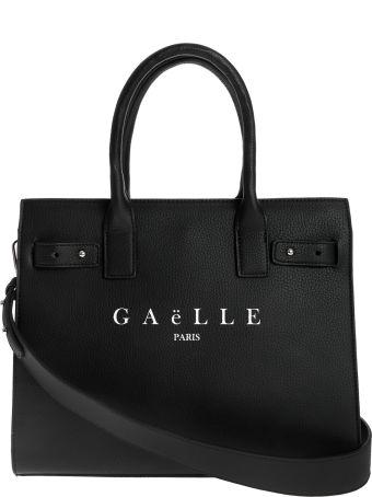 Gaelle Bonheur Gaelle Logo Print Tote