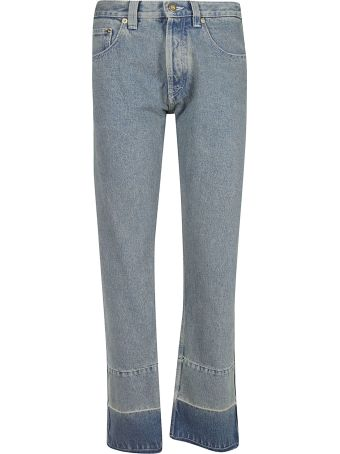 Loewe Classic Buttoned Jeans