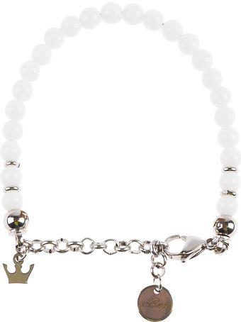 Gaia D'Este Bracelet White