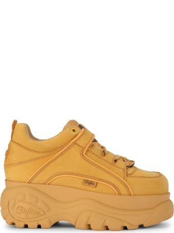 Buffalo 1339 Beige Nubuck Sneaker