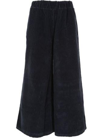 Labo.Art Labo Art Corduroy Flared Trousers