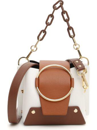 YUZEFI Mini Bucket Bag