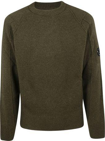 C.P. Company Lens Sweater