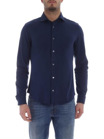 Fedeli Polo Shirt Cotton 1ue00101 2