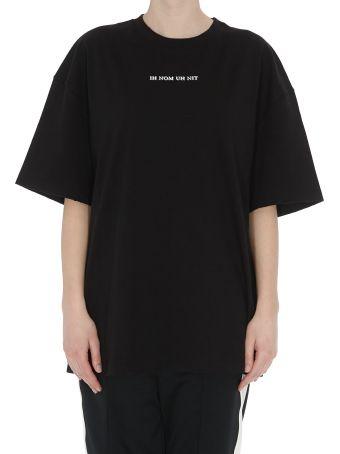ih nom uh nit Bowie Flash Print T-shirt