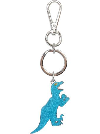 Paul Smith Dino Keychain
