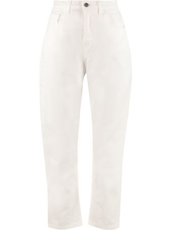 IRENEISGOOD Tapered Fit Jeans