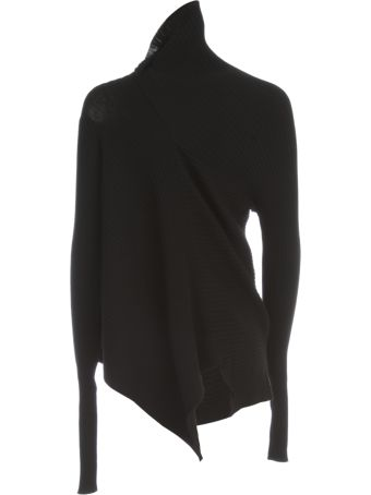 Marques'Almeida Light Weight Knit Draped Jumper