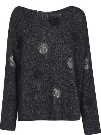 f cashmere Knitted Oversized Sweater