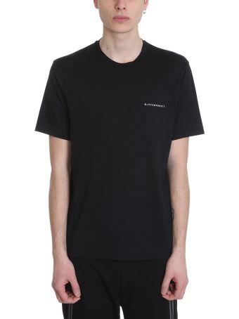 BLACKBARRETT by Neil Barrett Basic Logo Cotton T-shirt