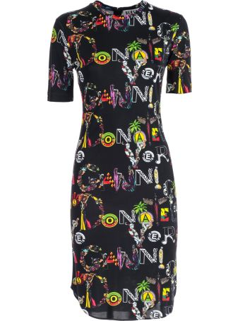 Versus Versace Printed Dress