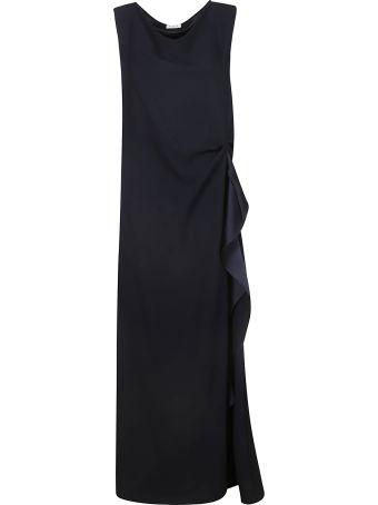 Parosh Poseidy Sleeveless Dress