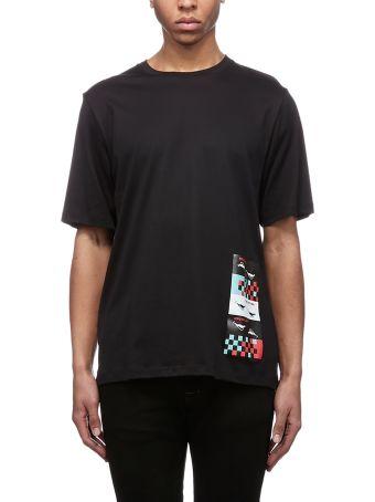 Roberto Cavalli Time Ravers Graphic T-shirt