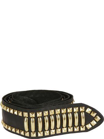Alberta Ferretti Studded Belt