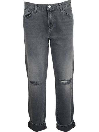 J Brand Jbrand Ripped Jeans
