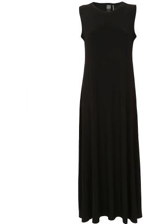 Norma Kamali Flared Maxi Dress