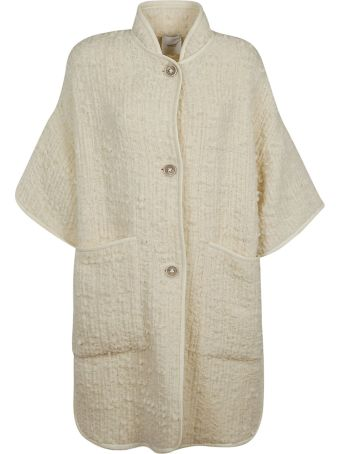 Agnona Tweed Coat